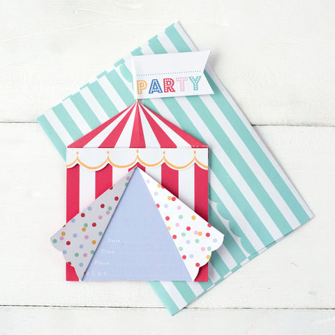 Toot Sweet Invite Kit