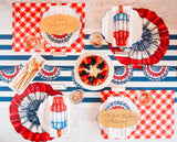 Die-Cut Star-Spangled Placemat