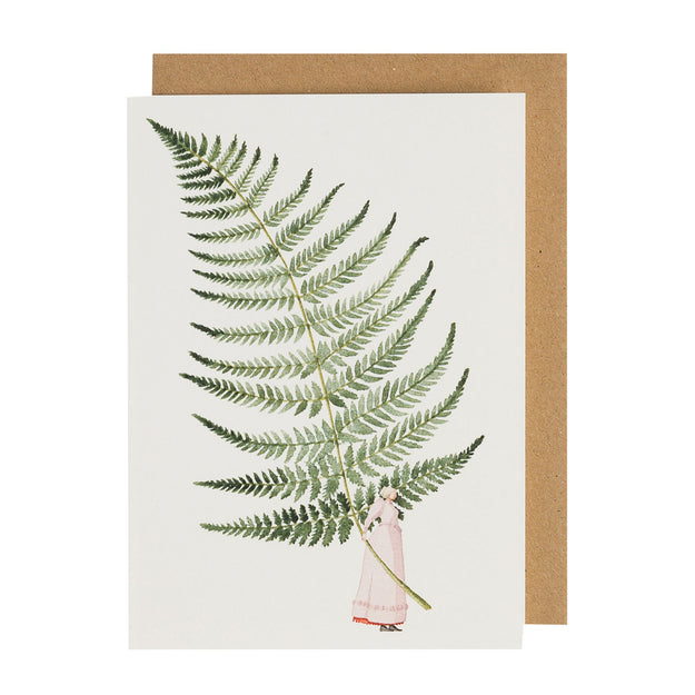 Fern 3 Greeting Card
