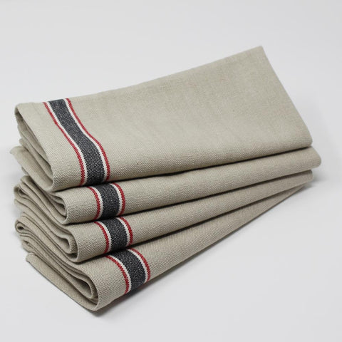 Set of 4 French Laundry Napkins