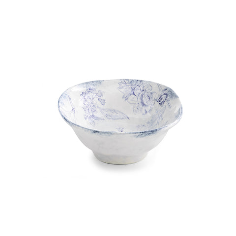 Giulietta Blue Pasta/Cereal Bowl