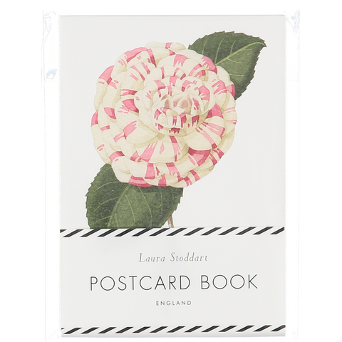 In Bloom Postcard Book