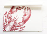 Lobster Paper Placemats