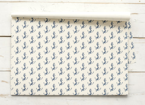 Anchor Pattern Paper Placemats