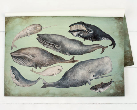 Well, Oh Whale! Placemat