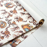 Thanksgiving Toile Placemat- 30 sheets