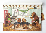 Gingerbread Bears Placemat