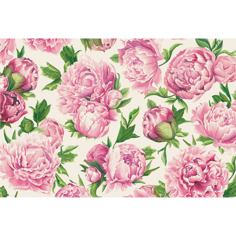 Peonies In Bloom Placemat