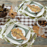 Oak Leaf & Acorn Placemat