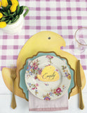 Die-Cut PEEPS® Chick Placemat