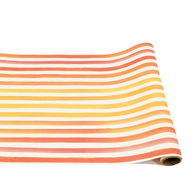 Citrus Stripe Runner