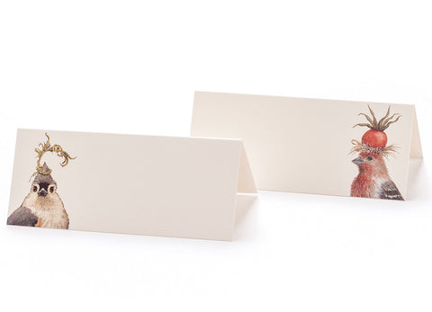 Songbirds Place Cards