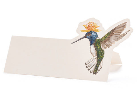 Hummingbird Place Cards