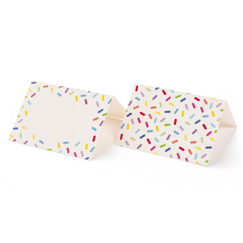 Sprinkles Place Card
