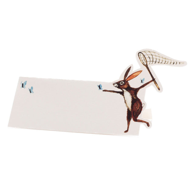 Butterfly Hunt Place Cards