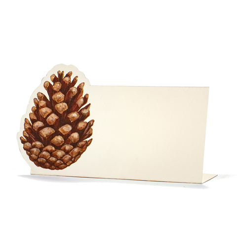 Pinecone Place Card