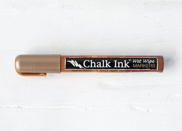 Gold Chalk Pen