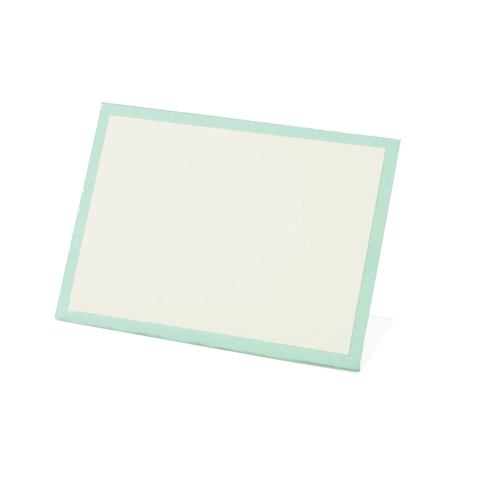 Seafoam Frame Place Card