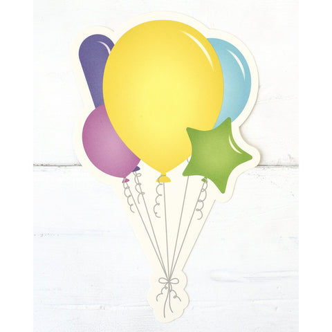Balloons Table Accent