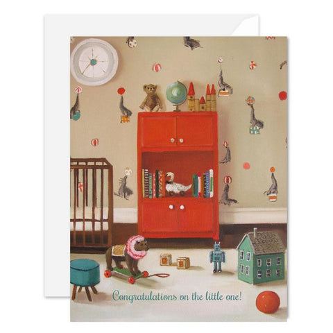 Nursery Seals Card