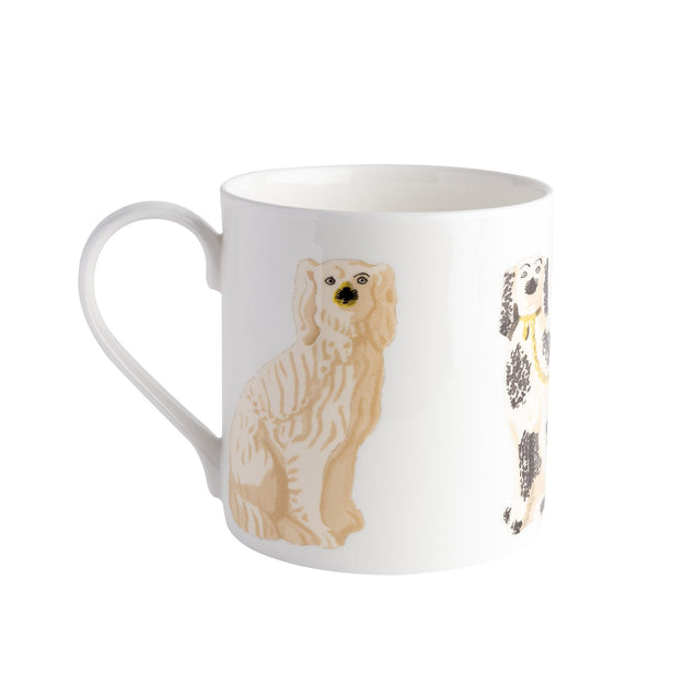Laura Stoddart - Odd Dogs Bone China Mug