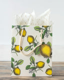 Lemon Gift Tag