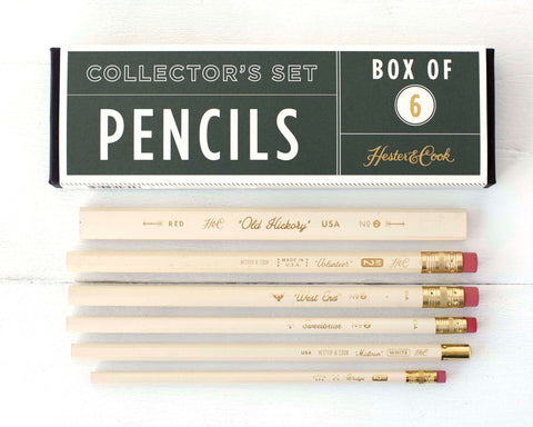 Collector's Pencil Set