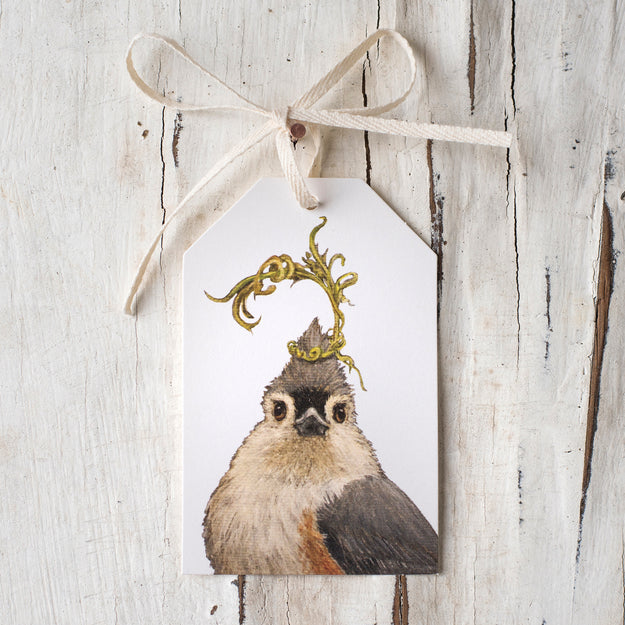 Songbird Gift Tags
