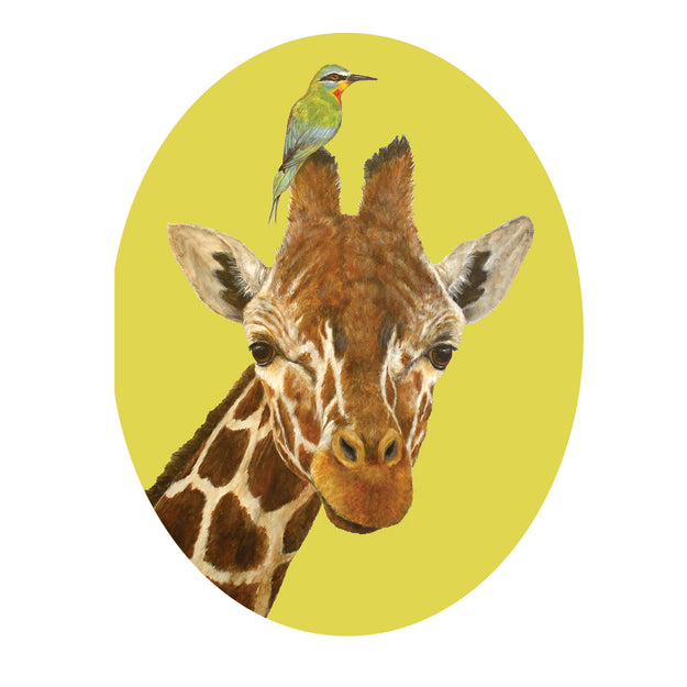 Safari Friends Card