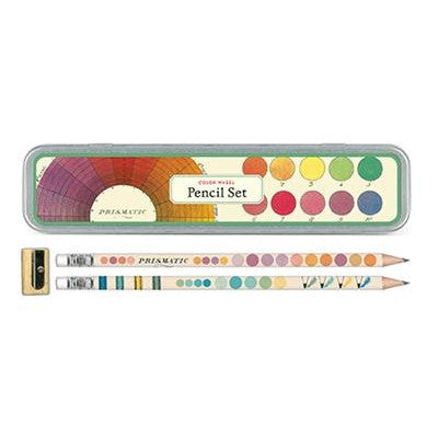 Color Wheel Pencil Sets
