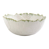 Foglia Stone Medium Deep Serving Bowl