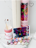 Brilliant Bouquet Paint by Number Kit