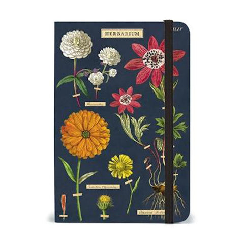 Small Herbarium Notebook