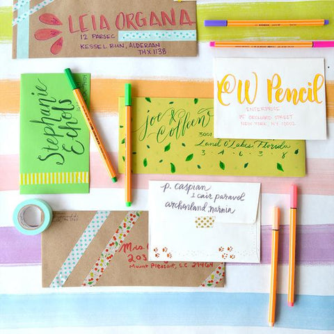 August Card Writing Night
