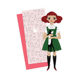 Mailable Paper Doll
