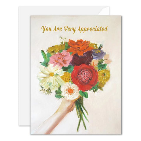 You Are Very Appreciated Card