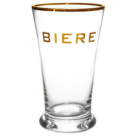 """Bier"" Hi Ball Glass"
