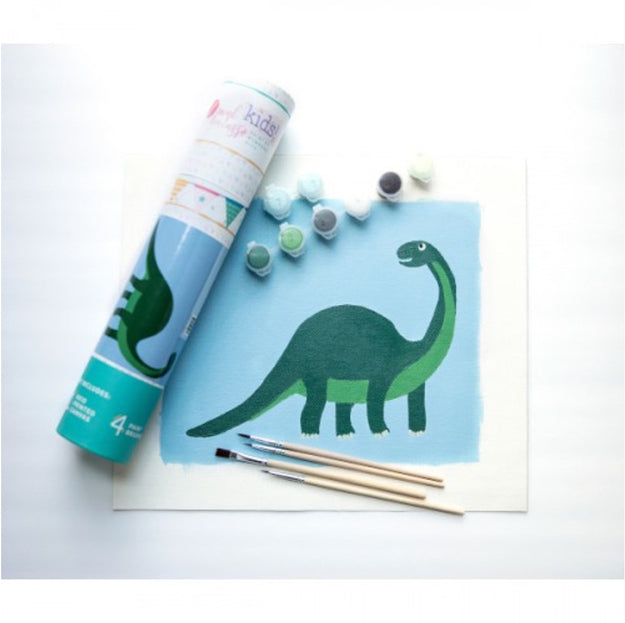 Donnie Dinosaur - Paint by Numbers Kit