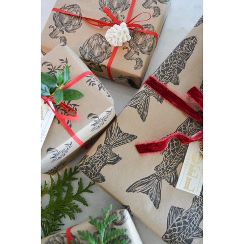 Food52 x Hester & Cook Wrapping Paper - Set of 3