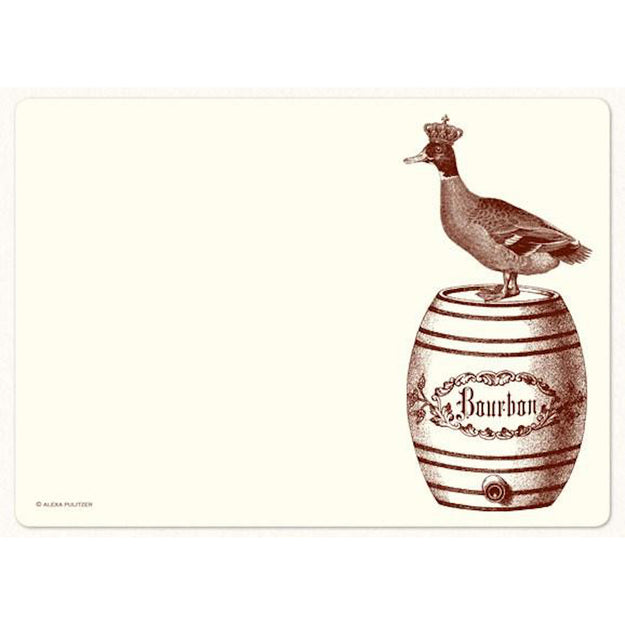 Drunk Duck Note Cards Set of 10