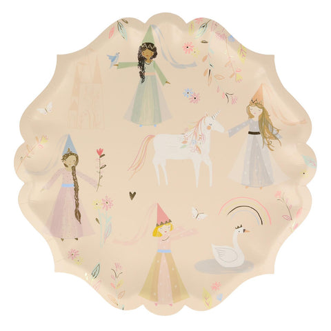 Magical Princess Plate Large