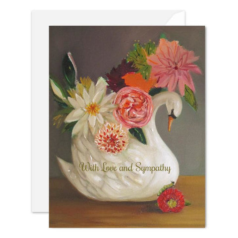 With Love and Sympathy Card