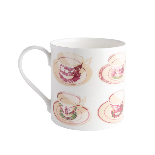 Laura Stoddart - Tea Time Bone China Mug
