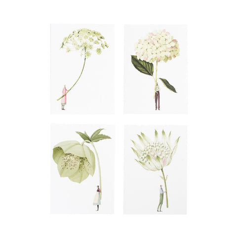In Bloom Notecards, Set of 8