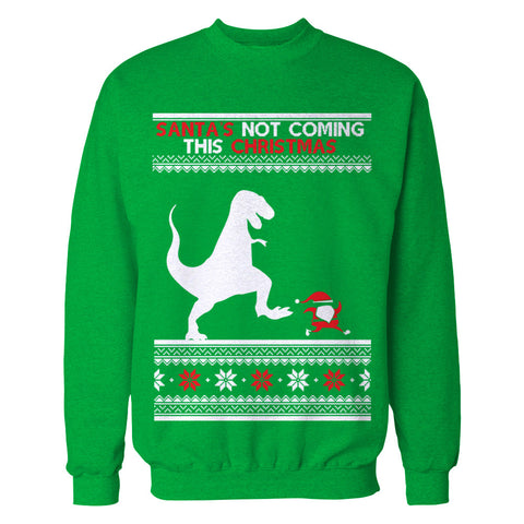 Chasing Santa Sweater