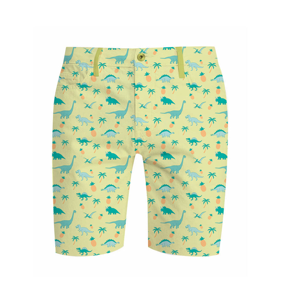 The Pineapplesaur Shorts