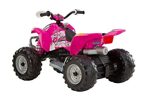 Peg Perego Polaris Outlaw Ride-on Vehicle - Pink