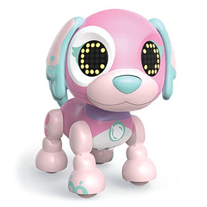 Zoomer , Spaniel Bubblegum, Litter 3 - Interactive Puppy with Lights