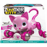 Zoomer Kitty - Pink Bella With Kitty Collar
