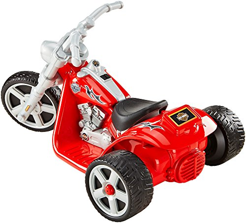 Power Wheels Harley-Davidson Rocker